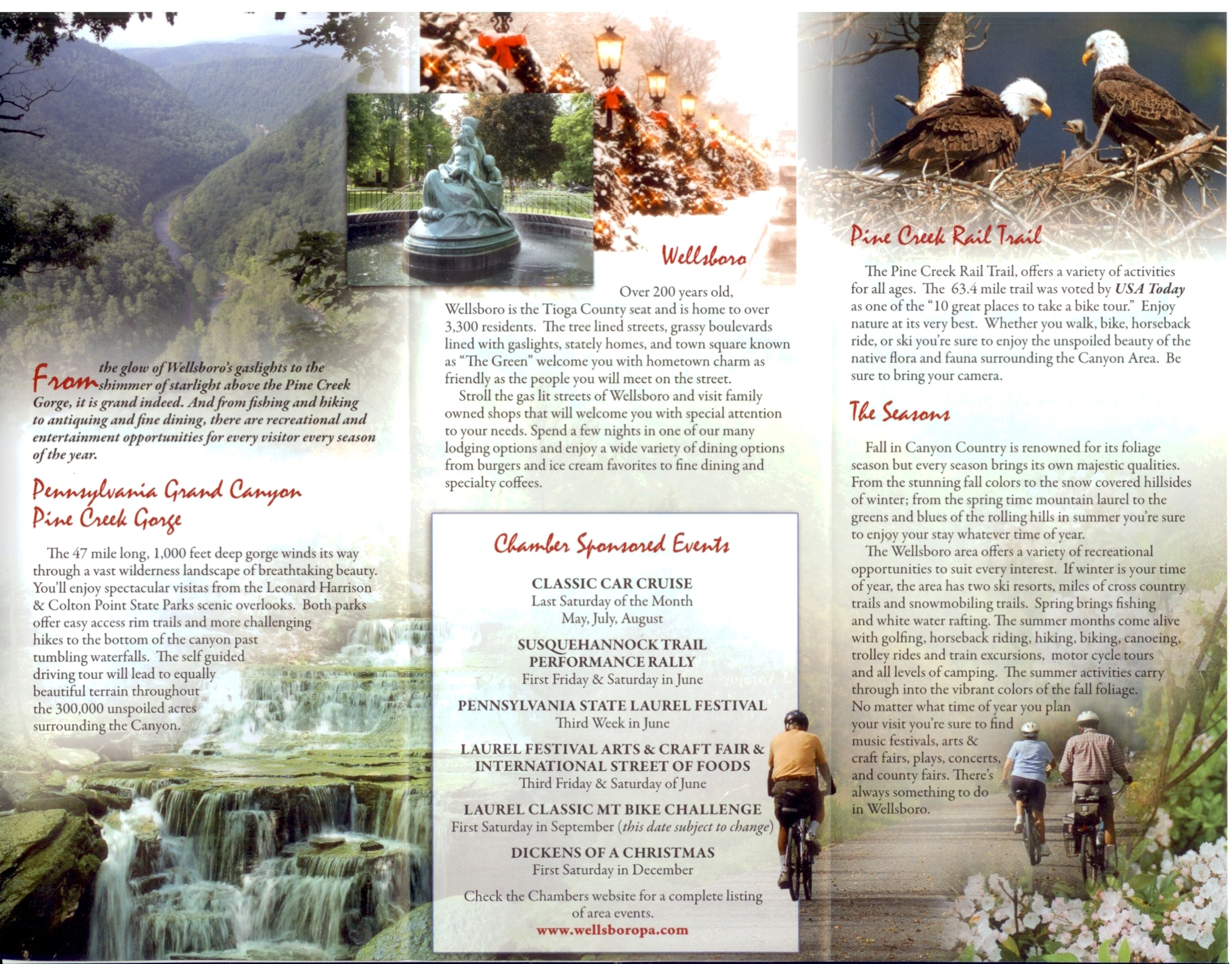 Enjoy Brochure Page 1 Planning Your Trip