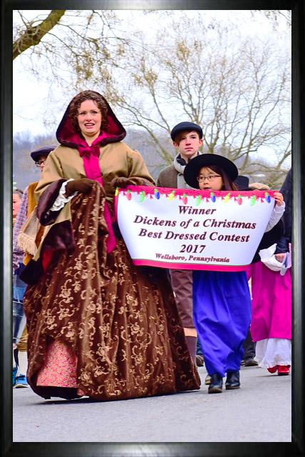 third annual best dressed dickens showcase