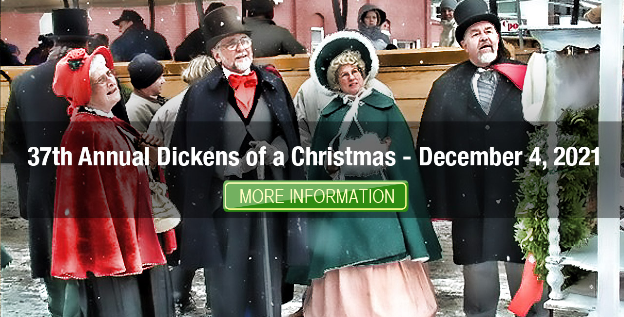 dickens of christmas 2019