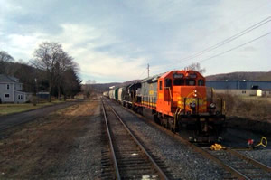 Photo Copyright Wellsboro & Corning Railroad